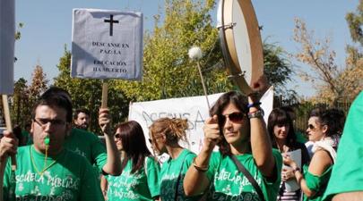 Los estudiantes amenazan con una huelga indefinida