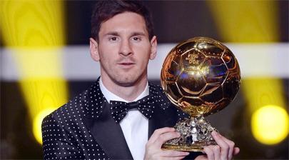El cuarto Balón de Oro para Messi