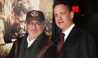 Spielberg y Hanks, juntos de nuevo en 'Bomber boys'