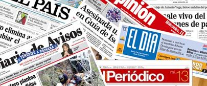 España, mal en libertad de información
