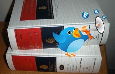 Dos jóvenes twitteros velan por el correcto uso del español