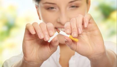 Cuanto antes dejes el tabaco más vivirás