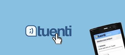 Novedades en Tuenti