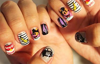En 2013, apúntate a la moda del nail art