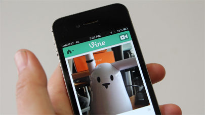 Twitter lanza Vine para compartir mini videos
