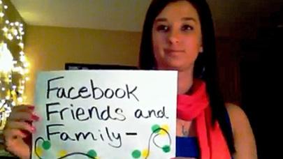Acabó con el ciberbullying que sufría gracias a un vídeo