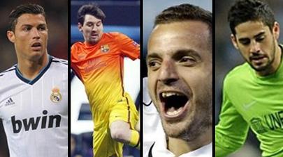 Los españoles no dan la talla en Champions