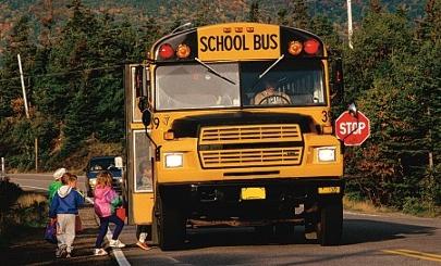 Wifi en el autobús para calmar a los niños