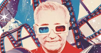 Un hombre desarrolla la visión en 3D gracias al cine