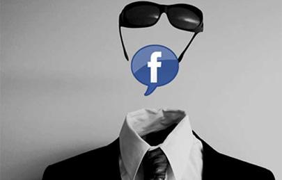 No te aficiones a crear perfiles falsos