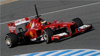 Sensaciones del nuevo Ferrari