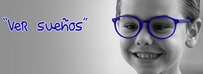 'Ningún peque sin gafas', iniciativa para regalar gafas a niños de familias sin recursos