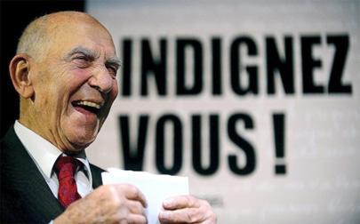 Fallece Stephane Hessel, autor de ¡Indignaos!