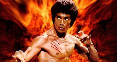 La vida de Bruce Lee es de película