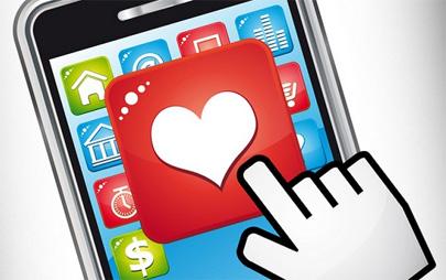 Apps para el día de San Valentín