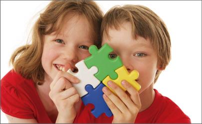 Los niños creen que son más torpes que las niñas