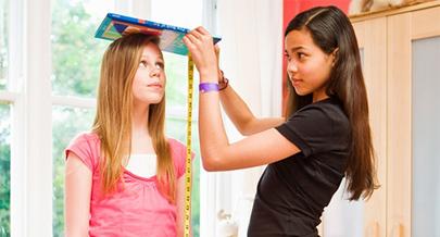 Cada vez más casos de pubertad precoz en niñas