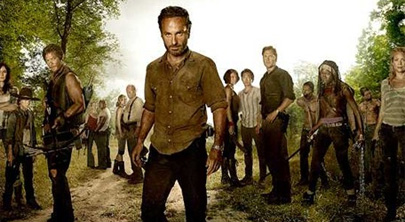 'The Walking Dead' vuelve con récord de audiencia