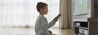 Mucha tele en la infancia convierte a los niños en adultos antisociales