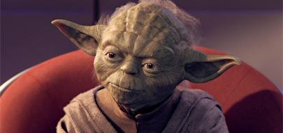 Yoda, protagonista del primer filme sobre Star Wars de Disney
