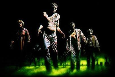Hacker sabotea la señal de TV y anuncia un ataque zombi