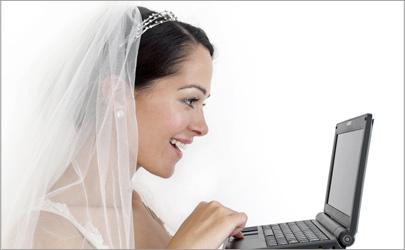 Aumentan los matrimonios realizados a través de Internet