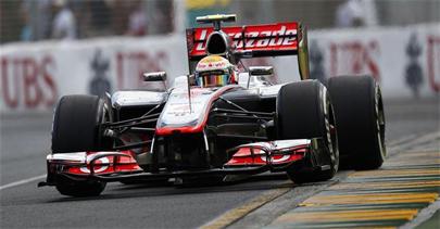 Previa GP Australia 2013