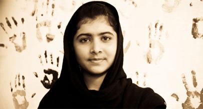 Malala será galardonada con el Premio de la Paz infantil