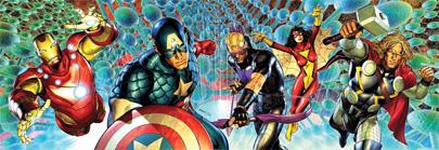 Consigue 700 cómics de Marvel gratis
