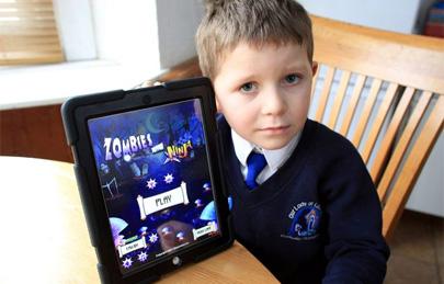 Un niño de cinco años gasta 1.900 euros en un juego para iPad