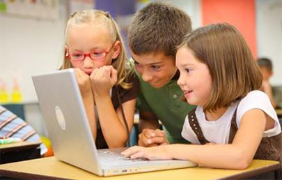 Grupo de niños probará los productos de startups
