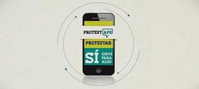'ProtestApp', reclamaciones vía móvil