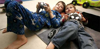 El 40% de los niños no hace ejercicio por los videojuegos