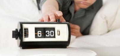 """No pulses el botón """"snooze"""" del despertador"""
