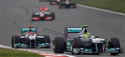 Previo GP China 2013