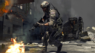 Preparan un corto de 'Call of Duty: Modern Warfare'