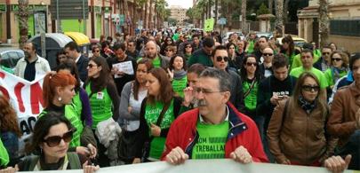 La Plataforma Estatal por la Escuela Pública convoca huelga para el 9M