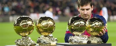 Un museo para Messi