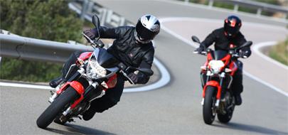 La moto, mucho más peligrosa que el coche