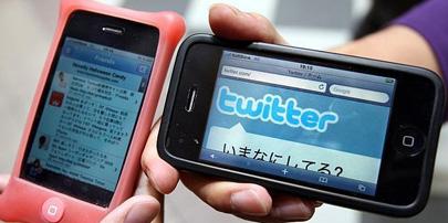Accedemos cada vez más a las redes sociales con el móvil