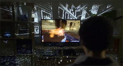 IllumiRoom, el nuevo proyecto de Microsoft para los 'jugones'