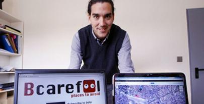 Bcarefool, la app para moverte seguro por tu ciudad