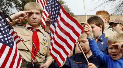 Los Boy Scouts de EEUU permitirán el ingreso de homosexuales