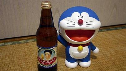 La cerveza para niños triunfa en Japón