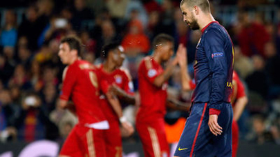 Desastre español en la Champions League