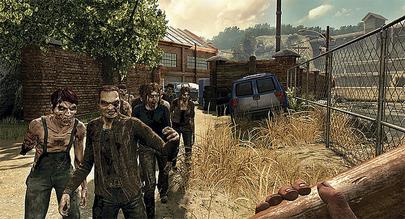 Llega el videojuego de 'The Walking Dead'