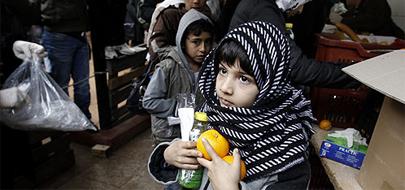 600 mil menores griegos viven bajo el umbral de la pobreza
