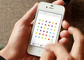 Dots, un nuevo juego para mviles que causa furor