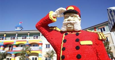 Lego abre un hotel en California