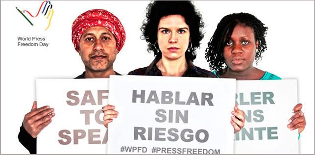 3 de mayo, Día Mundial de la Libertad de Prensa